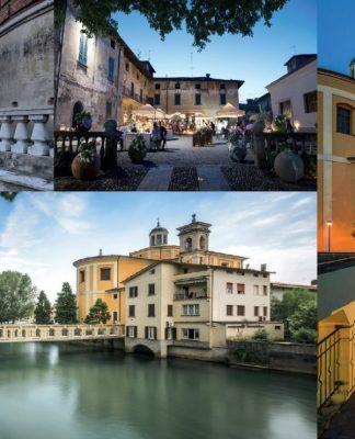 Alcuni scorci di Palazzolo sull'Oglio, in provincia di Brescia