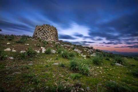Nuraghe in Sardegna