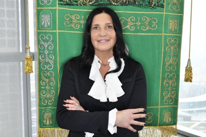 L'assessore regionale al Turismo Lara Magoni