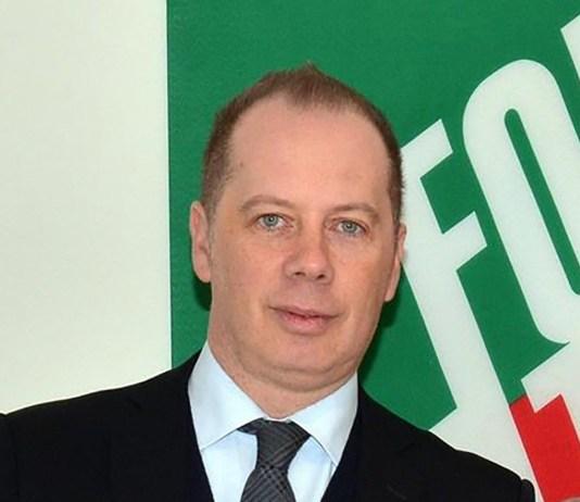 Paolo Fontana, Forza Italia