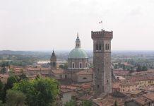Una veduta di Lonato, da Wikipedia