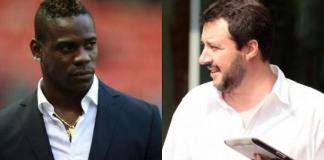 Balotelli contro Salvini