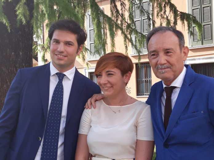 Alessandro Cantoni, Miriam Cominelli e Fabio Capra, i nuovi assessori della giunta Del Bono, foto BsNews.it