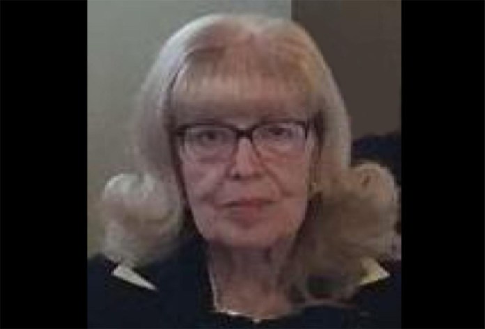 La maestra Laura Ambrosi di Moniga del Garda