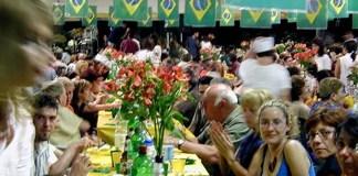 Festa dedicata al Brasile