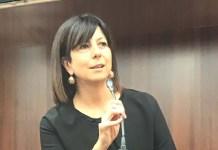 Claudia Carzeri, Forza Italia