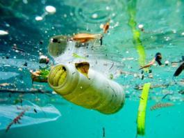 Inquinamento delle acque, foto generica