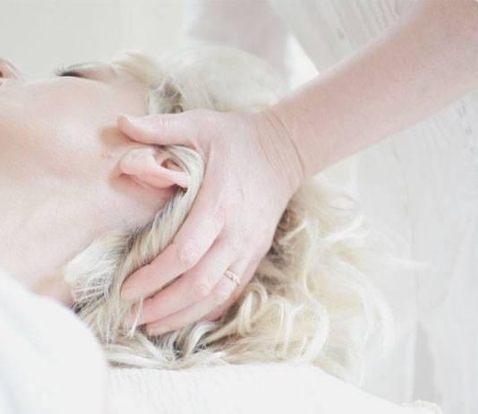 Massaggio, foto generica