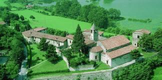 Il monastero di San Pietro in Lamosa a Provaglio d'Iseo