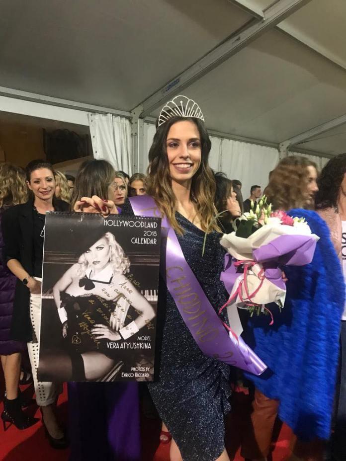 Anna Favagrossa è la prima Miss Chiodino di Dello