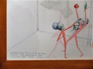 Cerca dietro!.....cerca dentro! Opere di Elisa Dama SpazioAref Piazza della Loggia 11/f