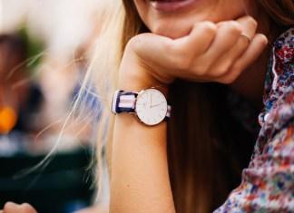 Orologio da donna, foto generica