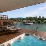 Quellenhof Luxury Resort Lazise - rendering