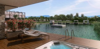 Quellenhof Luxury Resort Lazise - rendering