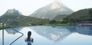 Lefay Resort di Gargnano, sul lago di Garda