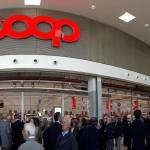 il supermercato Iper Coop del centro commerciale Nuovo Flaminia di Brescia