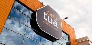 Uno dei punti vendita della catena di arredamento CasaTua, che arriva Brescia