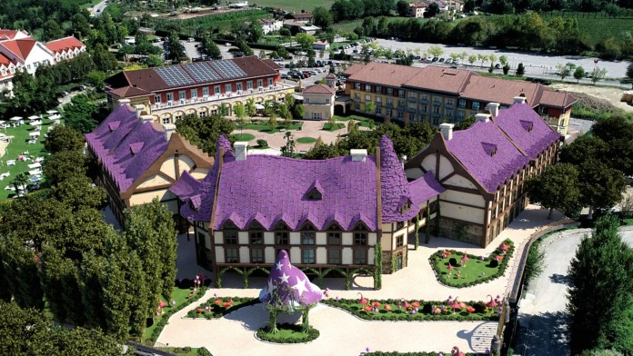 Area Gardaland Resort - Magic Hotel - foto da ufficio stampa