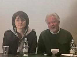 Patrizia Bertocchi e Salvatore Fierro, Federazione dei Verdi