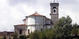 La chiesa parrocchiale di Preseglie, in Valle Sabbia (foto da sito Comune)