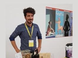 Davide Lazzari, dell'omonima azienda agricola di Capriano del Colle