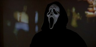 La maschera di Ghostface, Scream