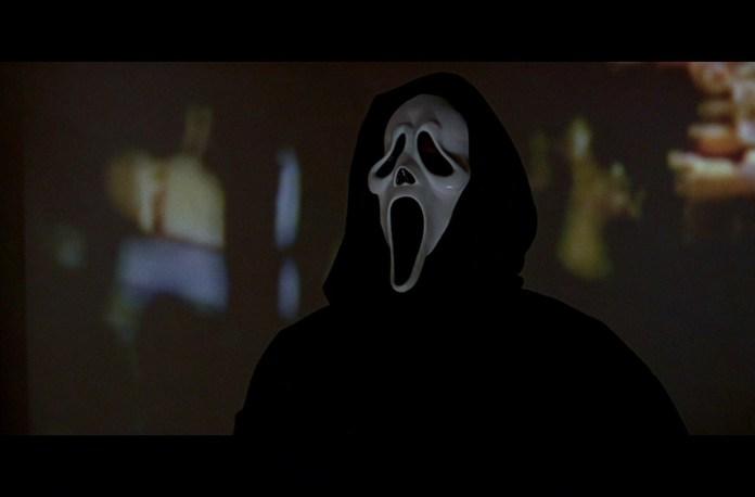 La maschera di Ghostface, Scream