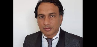 Talat Chaudhry Doga in una foto da Facebook (con il consenso dell'interessato)