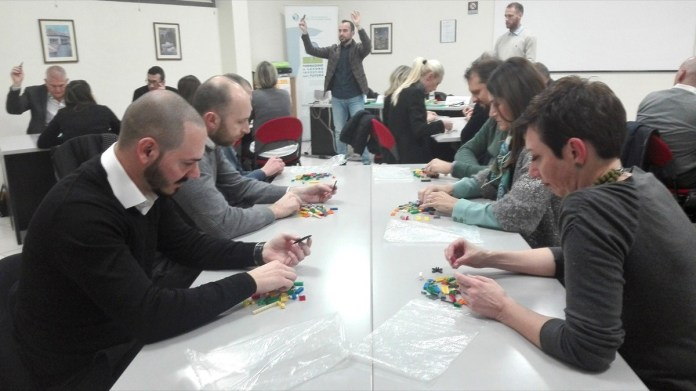 Il Workshop esclusivo Lego Serious Play ad Apindustria