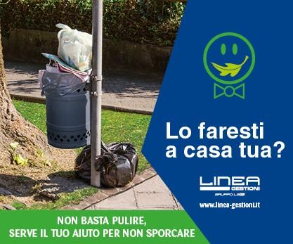 Linea gestioni (10.12.2018 - 07.01.2019)