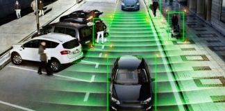 Sistemi di sicurezza per le auto, foto generica