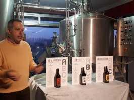 Le birre dei F.lli Trami che saranno presenti nei punti vendita Italmark, foto da pagina Facebook ufficiale