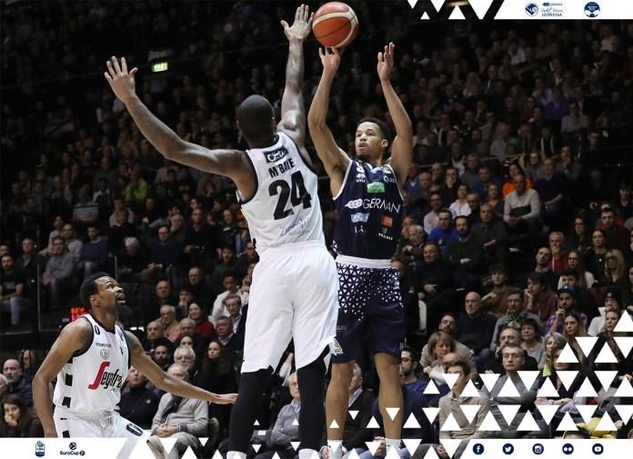 Brescia cade contro Bologna - © Basket Brescia Leonessa