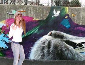 Sara Ferrari, rubrica Animalli & animali