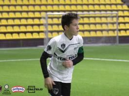 Stefano Ragnoli durante il torneo internazionale Ateitis Cup di Vilnius: ora è dell'Inter (foto da ufficio stampa)