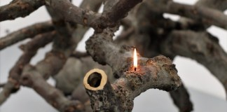We started with a flame, Ariel Schlesinger, foto di Enrica Recalcati per BsNews.it