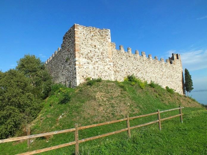 Il castello di Padenghe, foto da Pixabay