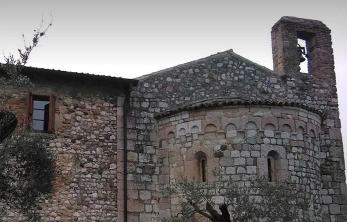 La pieve di Sant'Emiliano a Padenghe