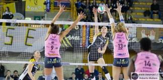 Valsabbina ko contro Casalmaggiore - foto Roberto Muliere per Rm Sport
