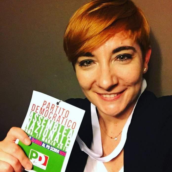 Miriam Cominelli, foto da Facebook