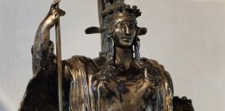 """""""Angelo Zanelli – Nel laboratorio dello scultore"""", mostra a Palazzo Cominelli, Cisano di S.Felice del Benaco - Foto Enrica Recalcati per BsNews"""