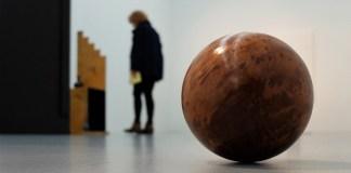 Haris Epaminonda Vol. XXVI, alla Galleria Massimo Minini, foto di Enrica Recalcati per BsNews.it