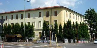 La scuola Corridoni di Brescia
