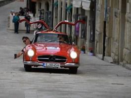 Mille Miglia, foto da ufficio stampa Franciacorta Outlet