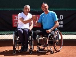 Alberto Saja e Ivano Boriva - Camozzi Open 2019 - Foto GAME