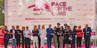 Race for the cure 2019, Brescia