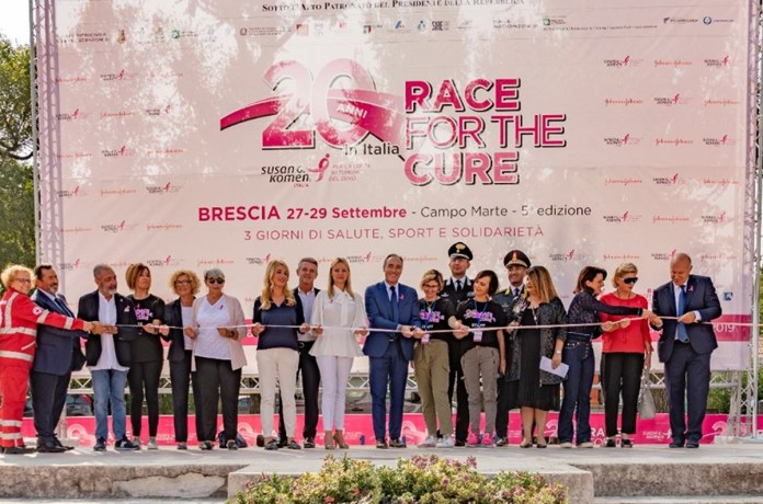 Race for the cure 2019, Brescia