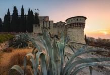 Visit Brescia - Tramonto al Castello di Brescia © Michele Rossetti (3) (foto ufficio stampa Visit Brescia)