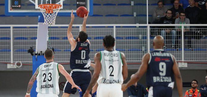 Brescia-Badalona foto da ufficio stampa
