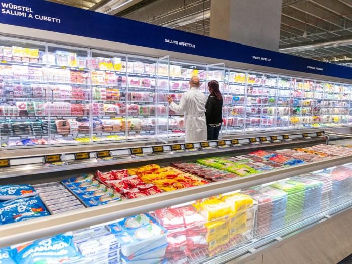 supermercato Esselunga, foto da ufficio stampa